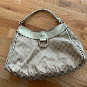 Authentic Gucci bag!